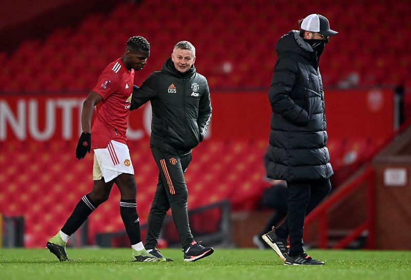 Ian Wright believes Bruno Fernandes was the difference in Manchester United's win over Liverpool