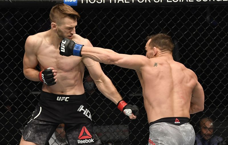The 5 most impressive debuts in UFC history
