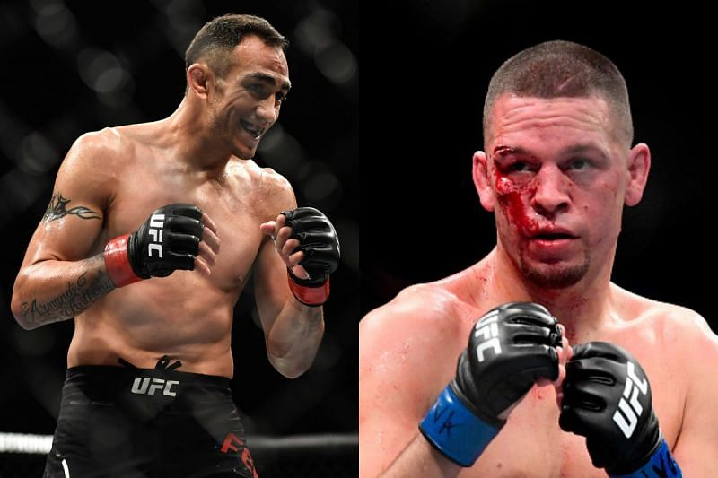 Tony Ferguson claims Nate Diaz is wasting his talent and urges him to compete again