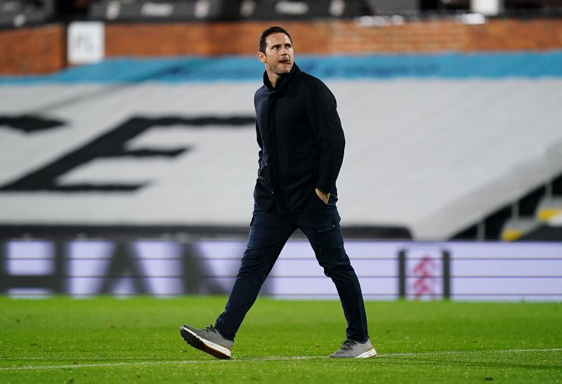 Reports: Frank Lampard could face the sack if Chelsea lose to Leicester City