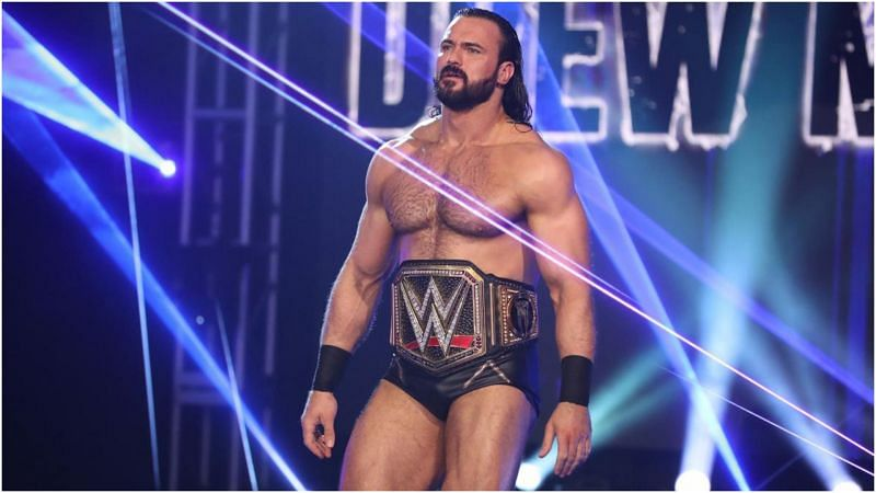 Drew McIntyre teases a feud against former WWE Champion (Exclusive)