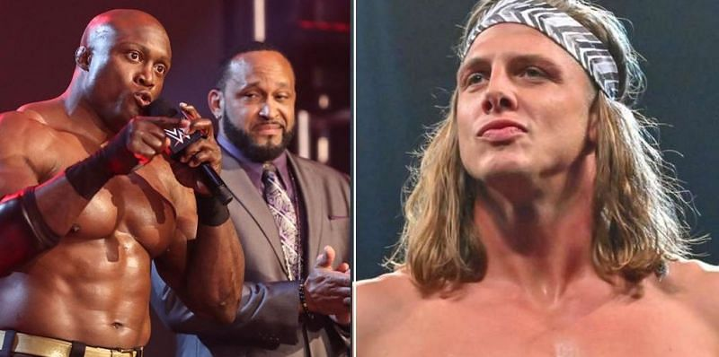 """""""Enough of this"""" - Bobby Lashley reacts to Riddle calling for a United States title shot"""