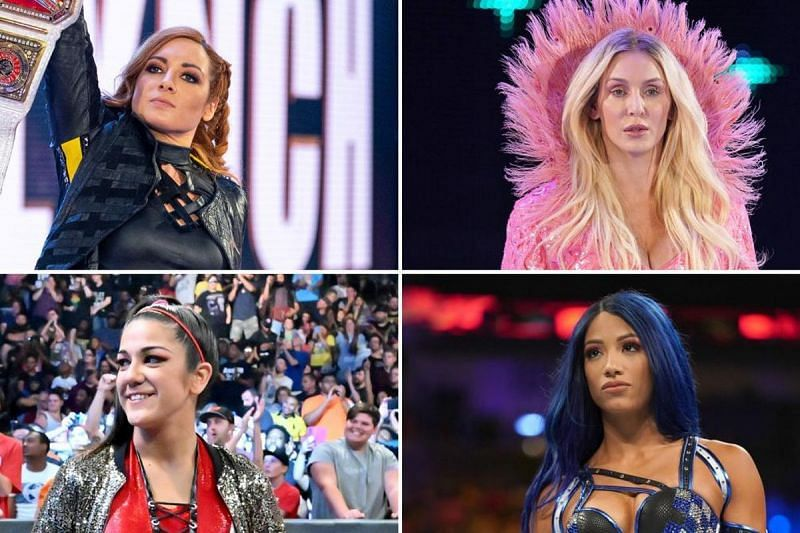 """""""I was never very close with any of them"""" - Bayley on her friendship with WWE's other Horsewomen"""