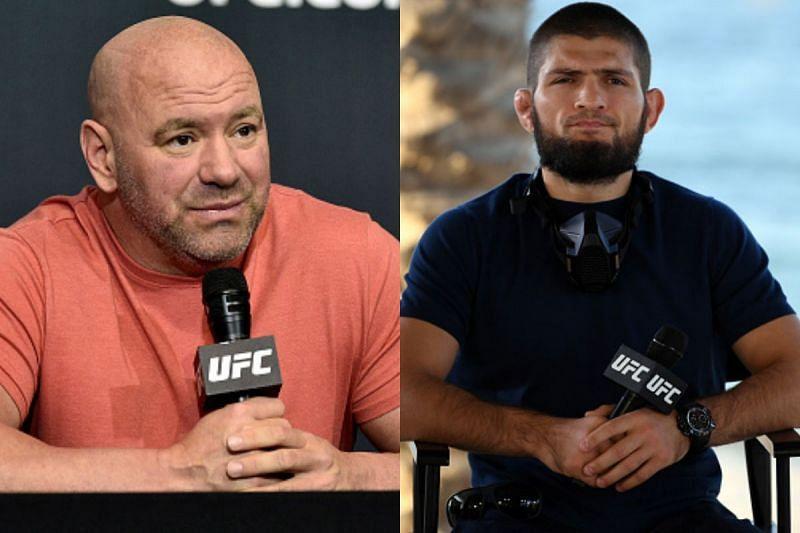 """It doesn't sound very positive"" - Dana White gives big update on MMA future of Khabib Nurmagomedov"