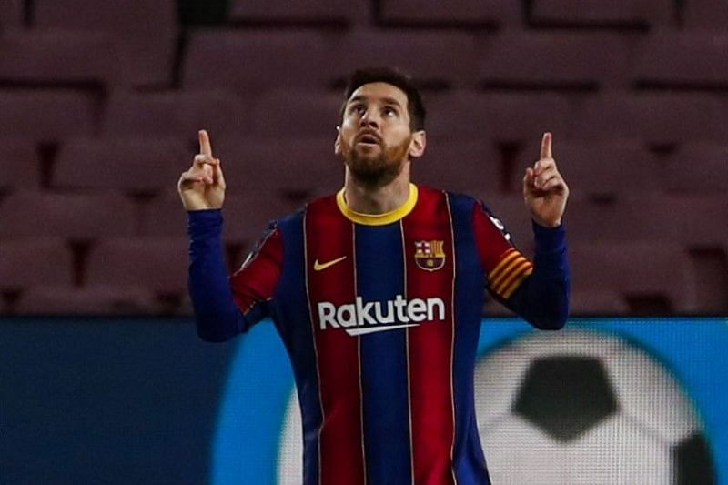 Top 10 iconic moments of Lionel Messi's career