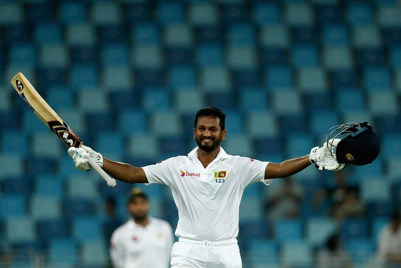 Sri Lanka name 17-man squad for two-match Test series vs West Indies