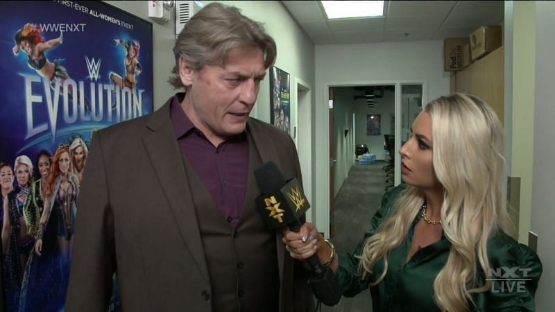 Spoiler on William Regal's big NXT announcements - Reports