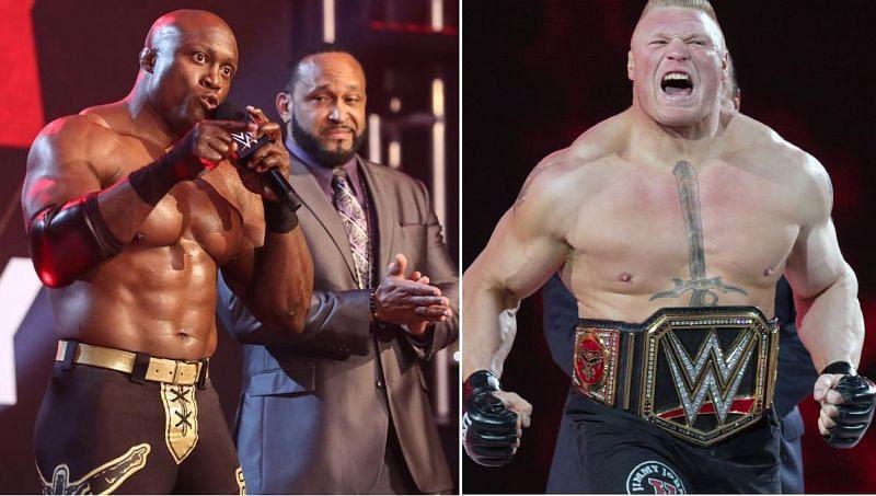 MVP teases Bobby Lashley vs Brock Lesnar in latest Instagram photo
