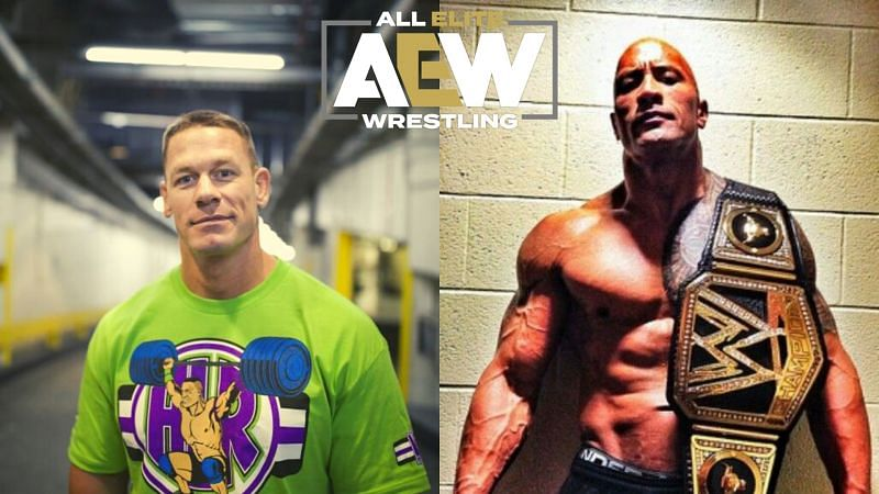 WWE Rumor Roundup - AEW tipped to have the next John Cena, Identity of legendary mystery signing, WrestleMania 37 plans 'blown up', The Rock's message to Bobby Lashley - 7th March 2021