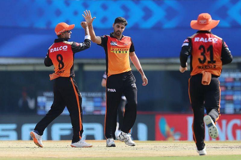 IPL 2021: Bhuvneshwar Kumar gives SRH a massive injury scare