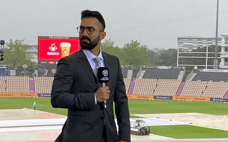WTC Final: Dinesh Karthik gives weather update for Day 6 at Southampton
