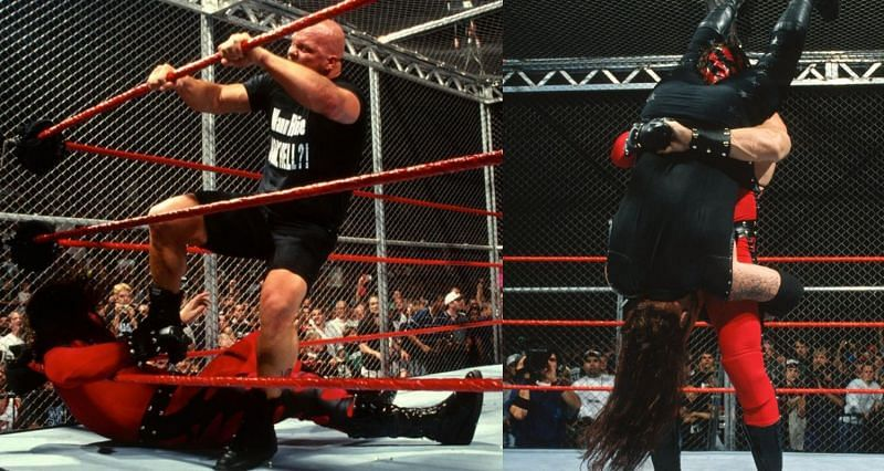 Ranking each Hell in a Cell match that took place on WWE TV instead of pay-per-view