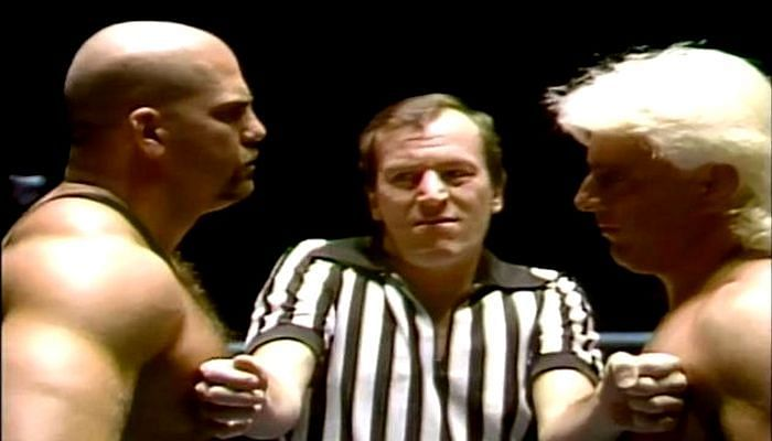Young became synonymous with officiating some of the biggest NWA World title matches of all time