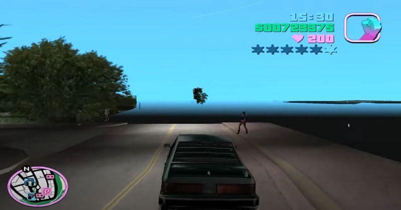 5 interesting GTA Vice City glitches