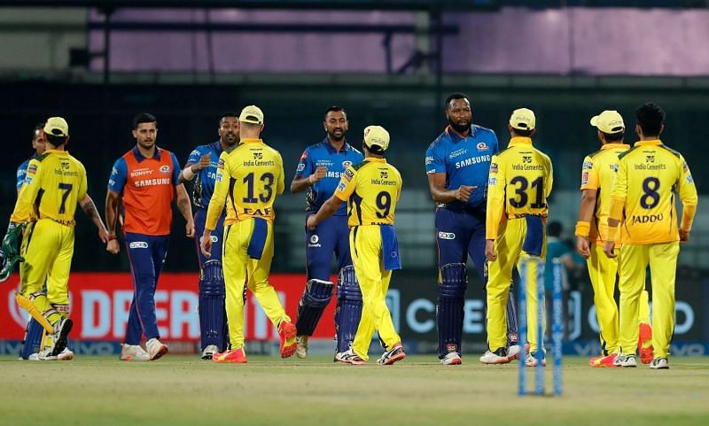 """IPL 2021: """"MI and CSK can make a comeback from any point"""" - Salman Butt on IPL's greatest rivalry"""