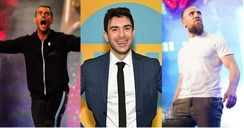 Tony Khan comments on AEW having the best roster in pro wrestling