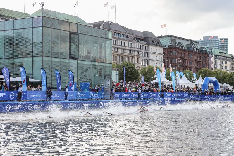 World Triathlon Sprint and Relay Championships canceled due to surge in COVID-19 cases in Bermuda