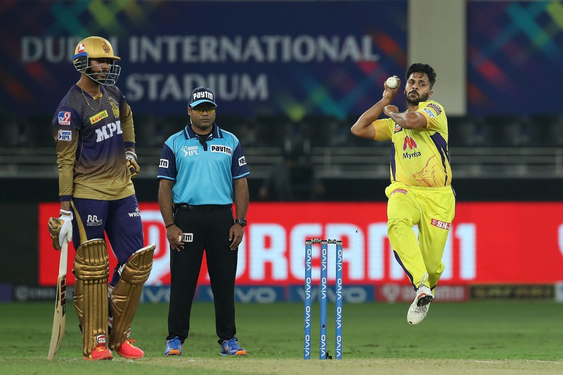 Shardul Thakur finds a way to vanquish 2019 IPL final ghosts