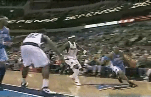 Basketball Moves Breakdown: Allen Iverson Baseline Crossover