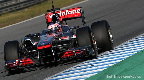 F1 News : Button wants more McLaren updates
