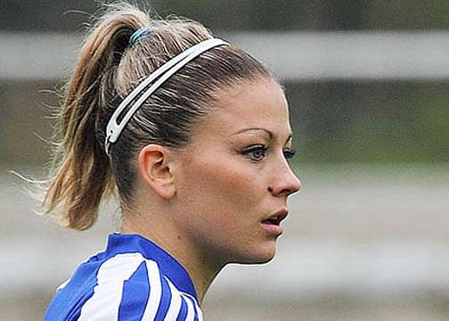 naked female french footballers