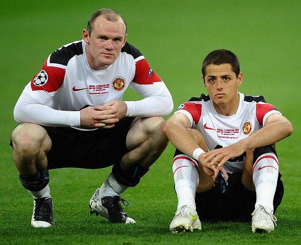 Sir Alex Ferguson Tips Hernandez, Rooney and David De Gea ...