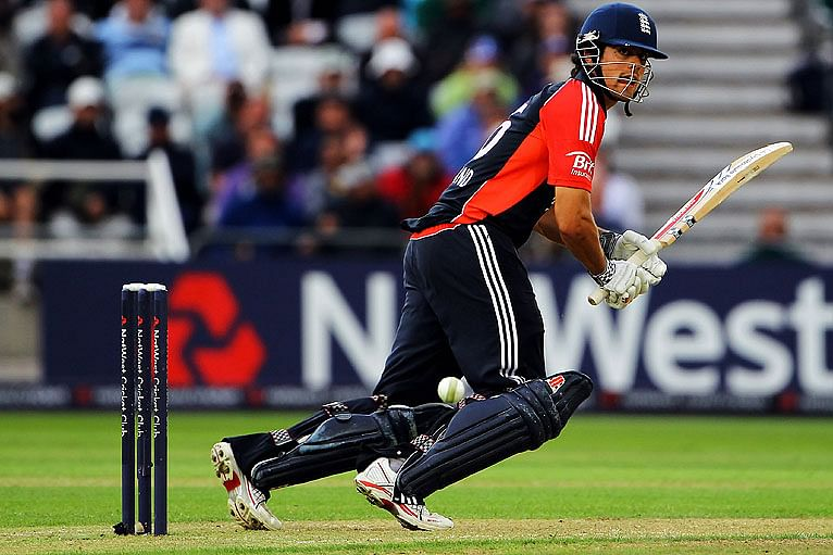 Alastair Cook defends England's ODI approach
