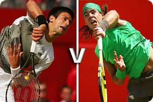 Nadal biggest threat to Djokovic's crown
