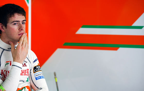 Di Resta returns to DTM after Force India axe