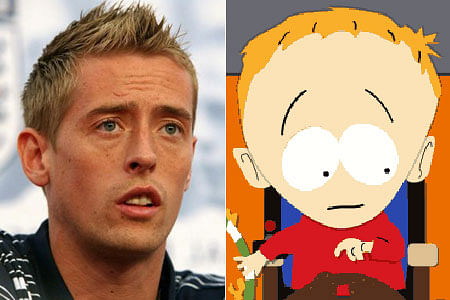 South Park Look Alikes