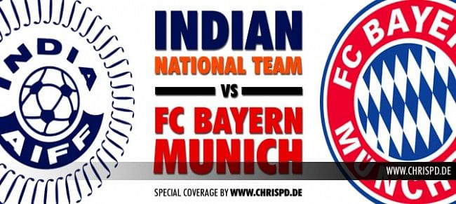 india vs fc bayern tickets on sale at. Black Bedroom Furniture Sets. Home Design Ideas