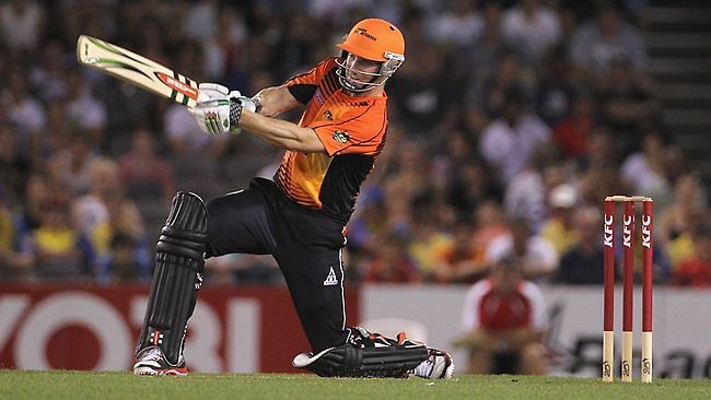 Big Bash League T20: Perth Scorchers penalised for slow over rate
