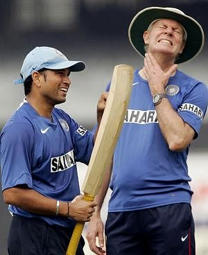 Tendulkar stood by me during the Chappell controversy: Ganguly