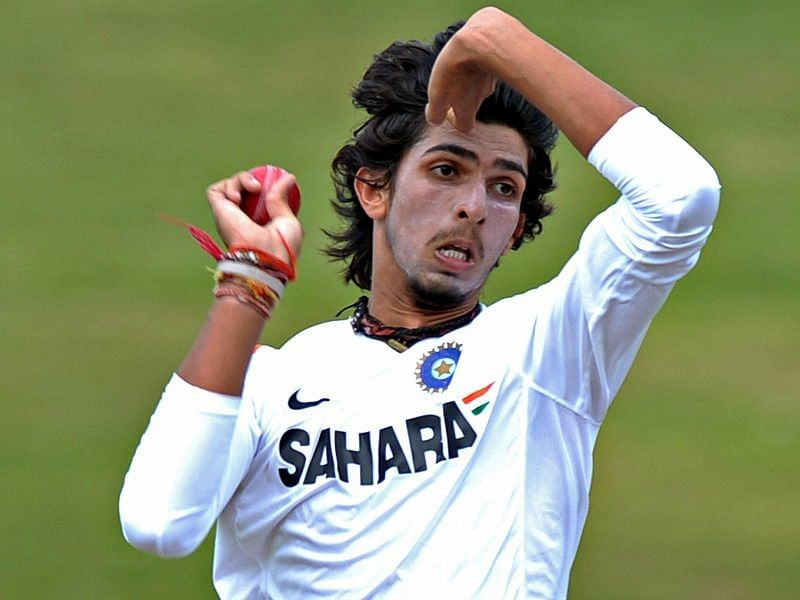Ishant sharma proves his fitness in farcical draw for Farcical hindi