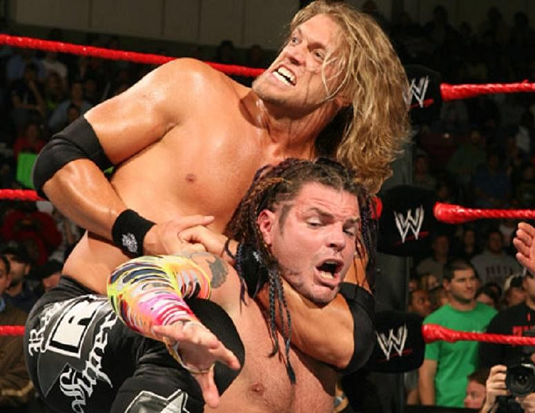 Best of WWE #7: Edge Vs Jeff Hardy, Royal Rumble 2009