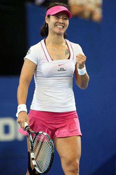 Asian Tennis Players 90