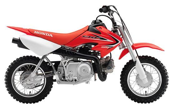 Bike review: Honda CRF50F