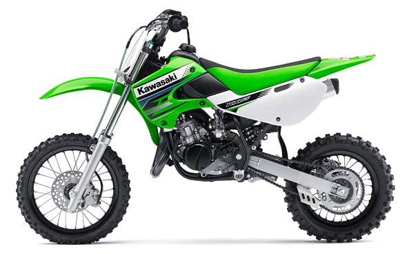 Bike review: Kawasaki KX65