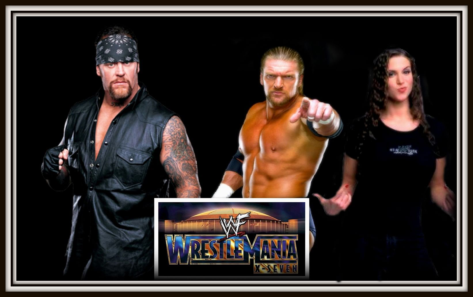 Wrestlemania Classics: Undertaker vs Triple H, Wrestlemania 17