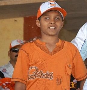 Yash Mohan Pawar: India's youngest motocross rider