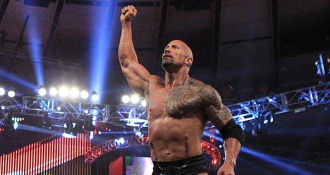 The Rock defeated John Cena at Wrestlemania 28