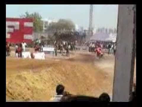 MRF National Supercross 2012 Ahmedabad
