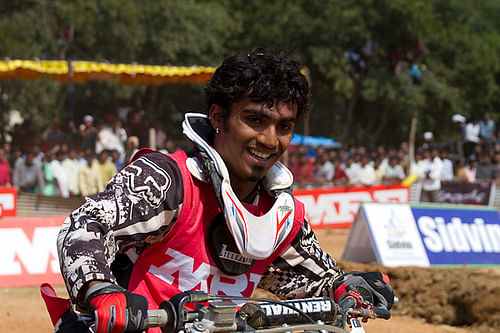 Motorist Veer Patel extends lead