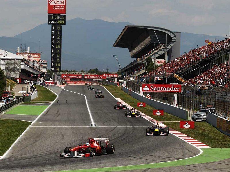 Circuit De Catalunya Track Check