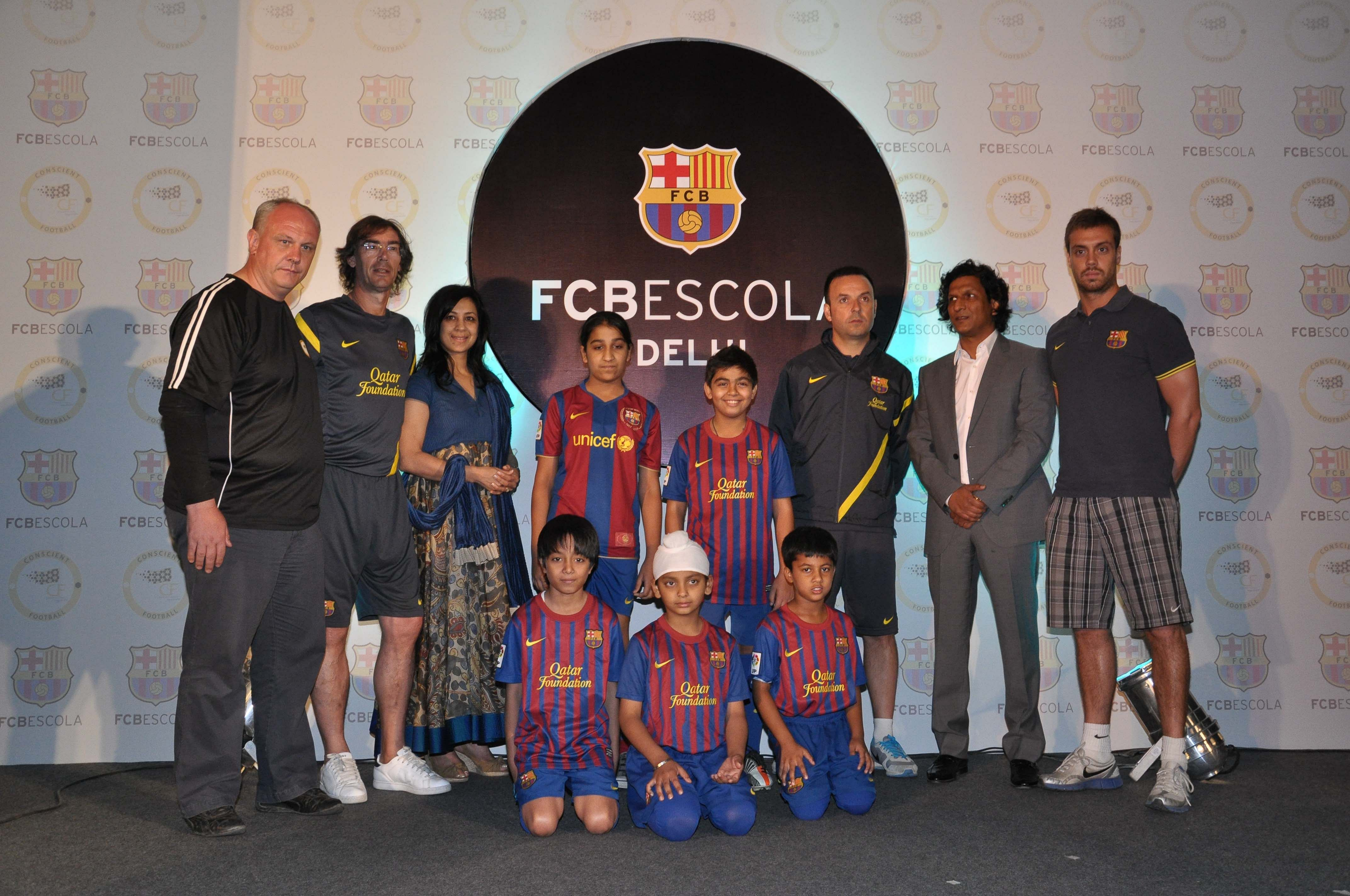 FC Barcelona to be the FIRST CLUB to set up Official ...