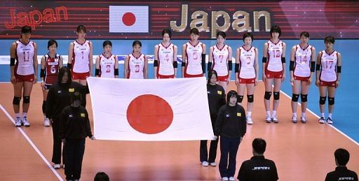 Asian Games: Indian women's volleyball humilitated by Japan