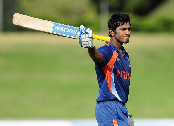 Captain of india for asia cup