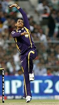 Narine called up for Test series against New Zealand