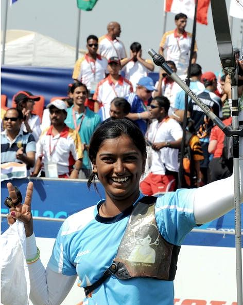 Deepika Kumari named FICCI sportsperson of the year