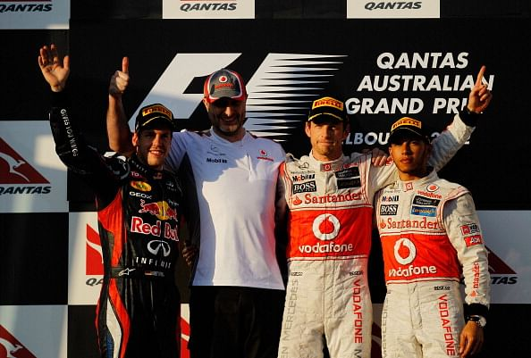 F1 mid-season review 2012